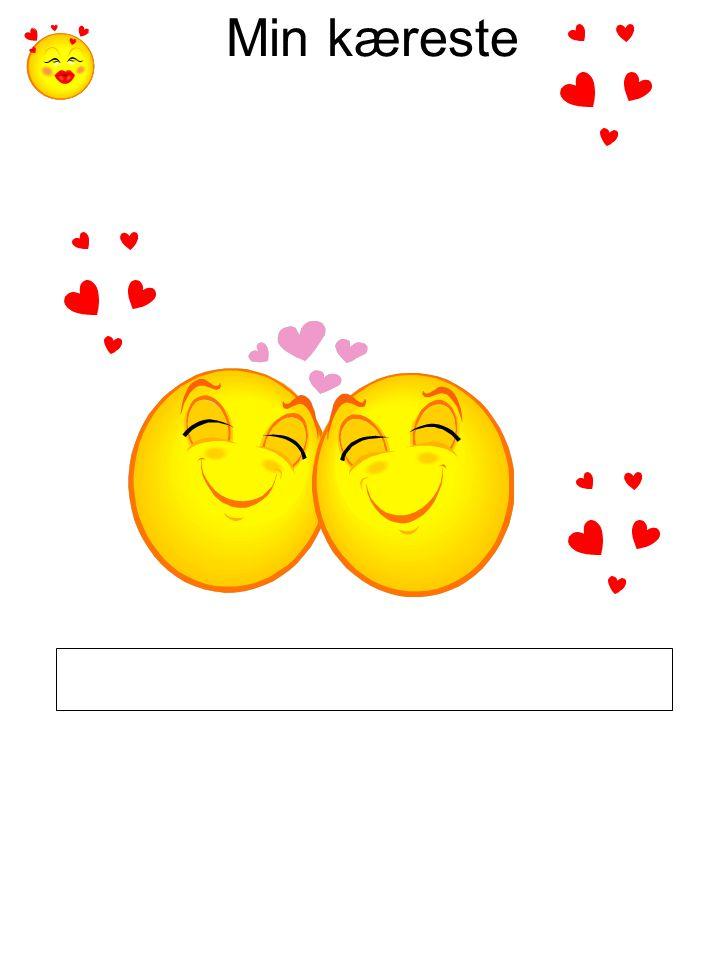 Min kæreste