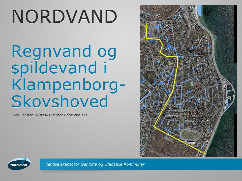NORDVAND Regnvand og spildevand i Klampenborg- Skovshoved