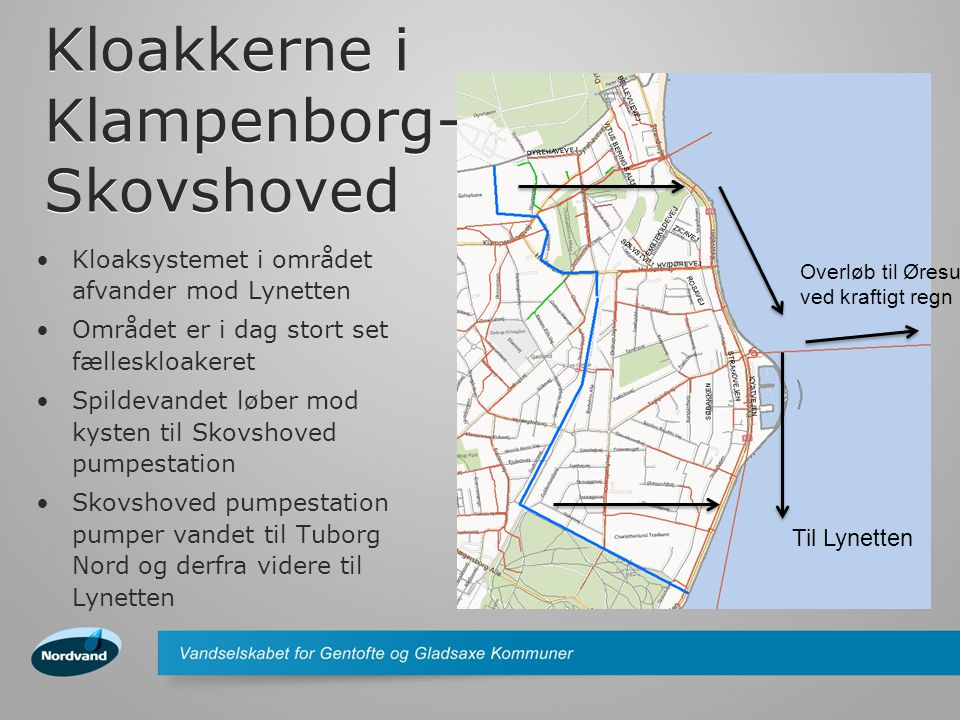 Kloakkerne i Klampenborg- Skovshoved