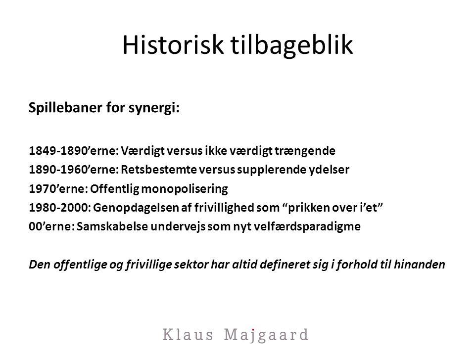 Historisk tilbageblik
