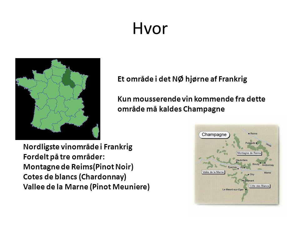 Hvor Et område i det NØ hjørne af Frankrig