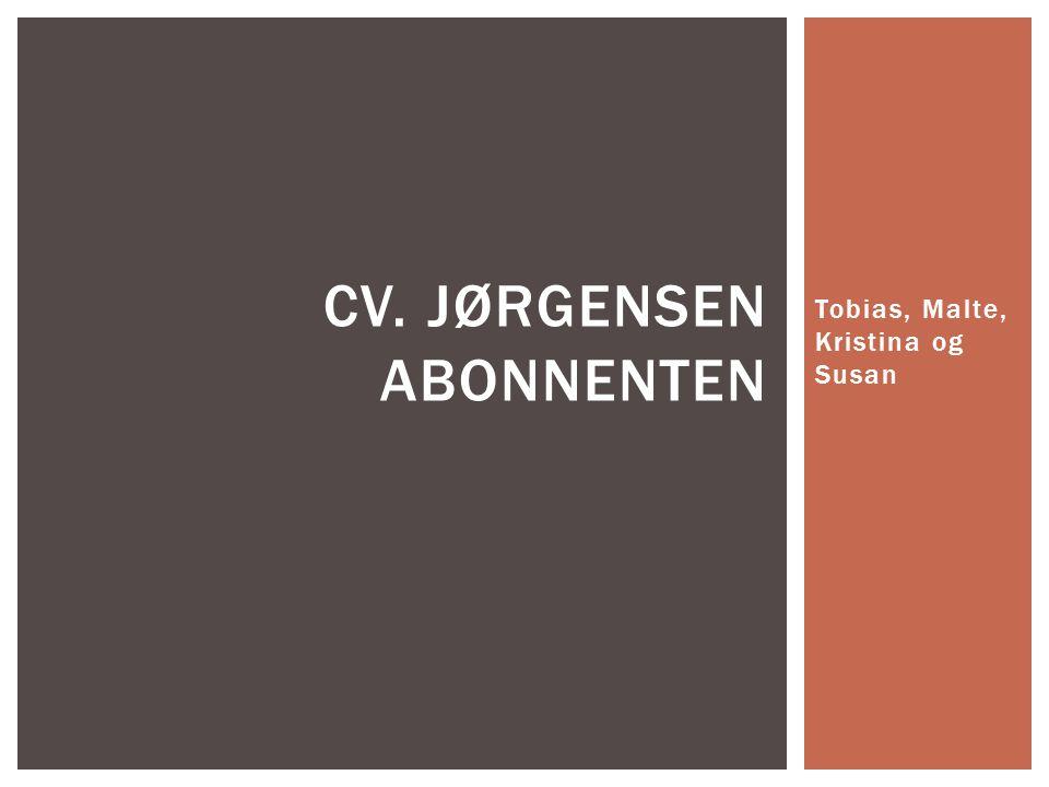 Cv. Jørgensen Abonnenten