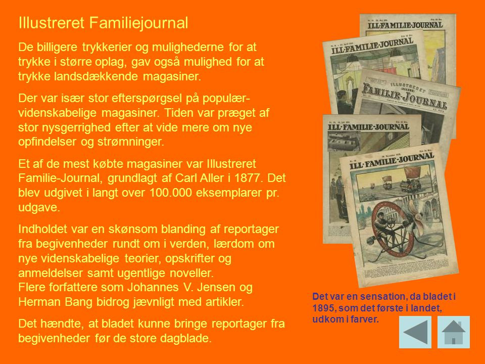 Illustreret Familiejournal