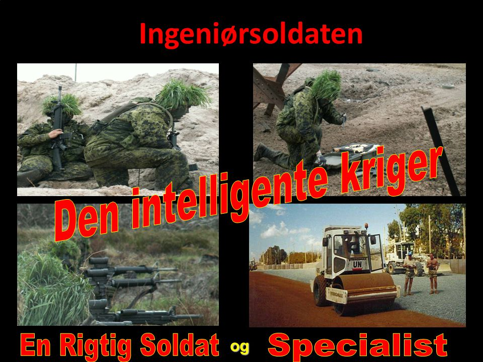 Den intelligente kriger