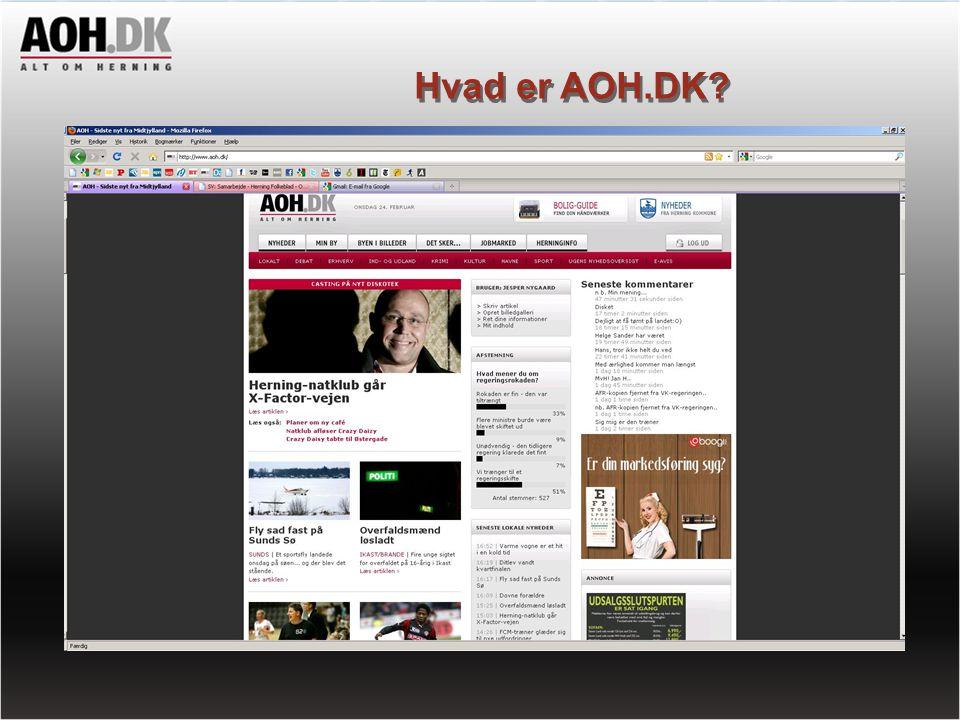 Hvad er AOH.DK