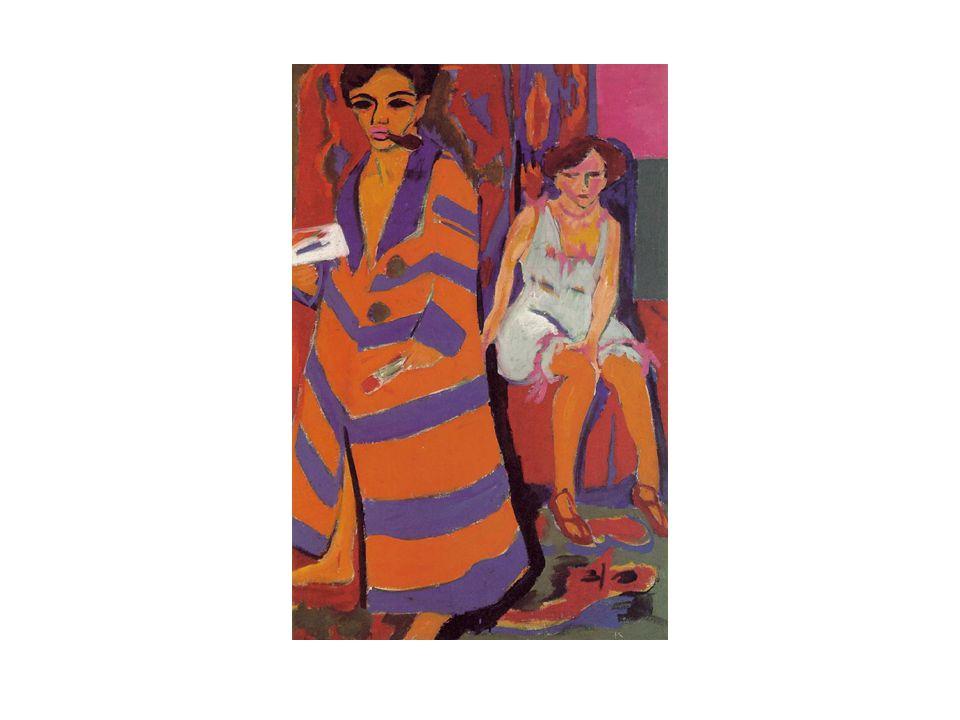 Ernst Ludwig Kirchner: