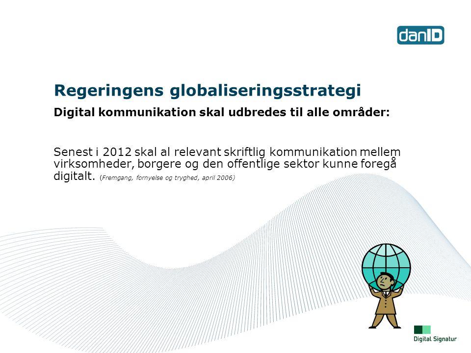 digital signatur fornyelse