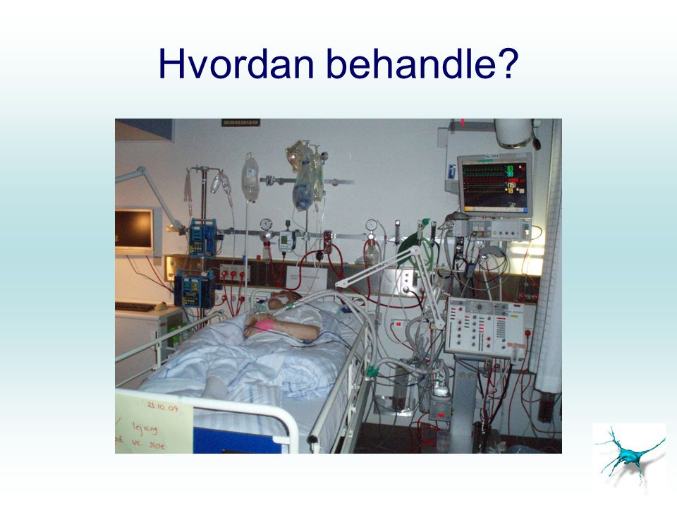Hvordan behandle