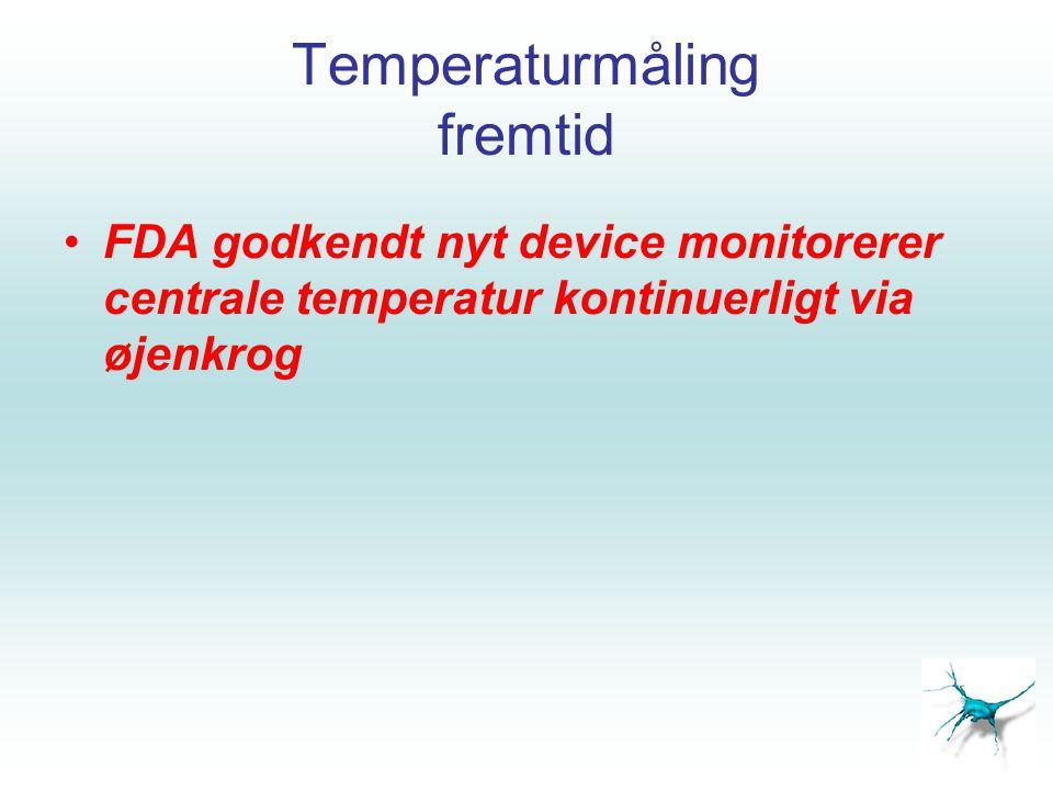 Temperaturmåling fremtid