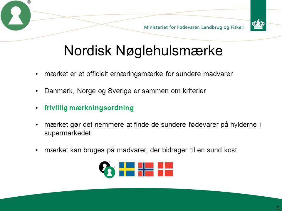 Nordisk Nøglehulsmærke