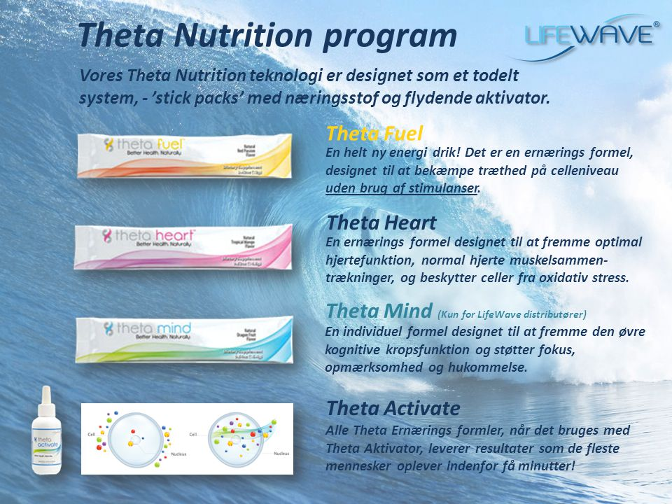 Theta Nutrition program