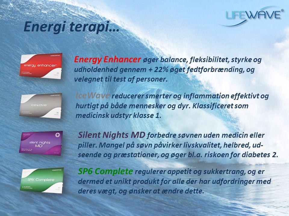 Energi terapi…