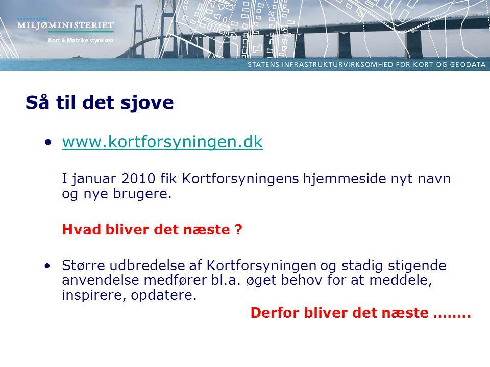 Så til det sjove www.kortforsyningen.dk
