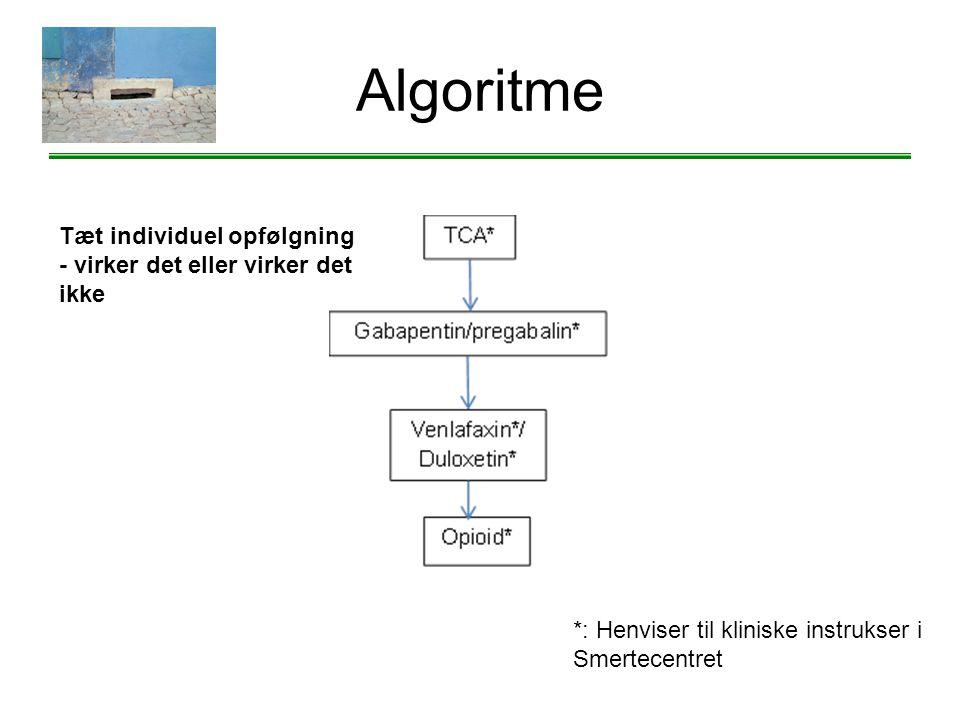 Algoritme Tæt individuel opfølgning - virker det eller virker det ikke
