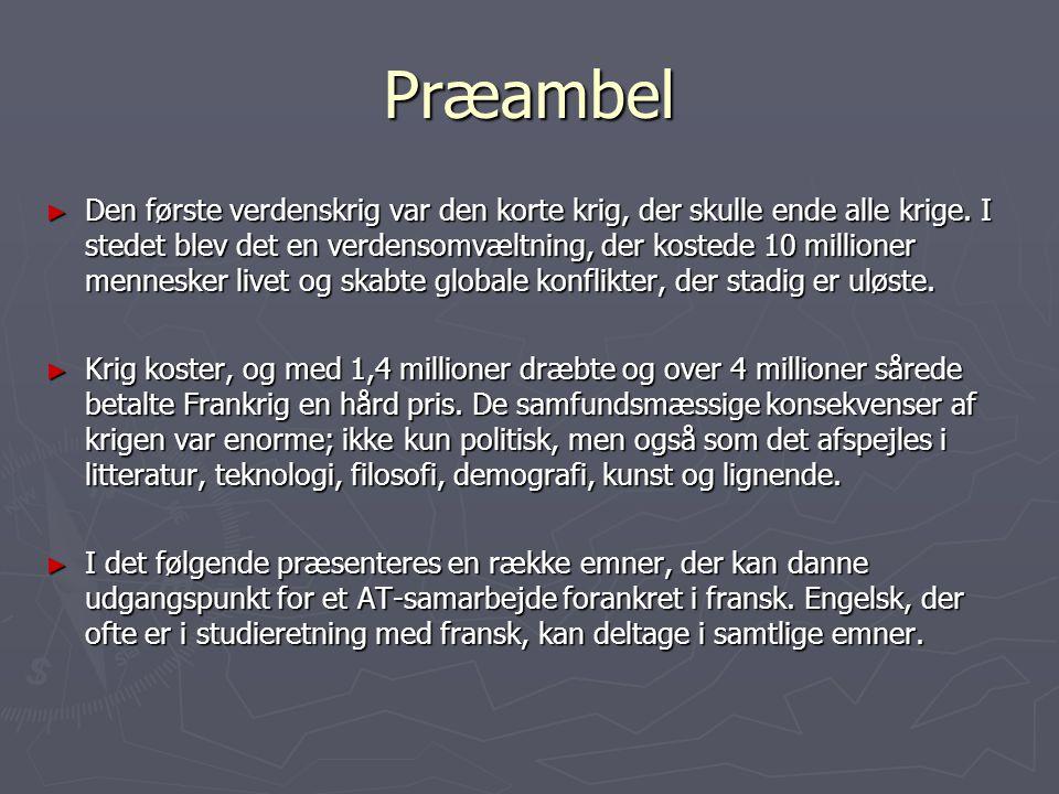 Præambel