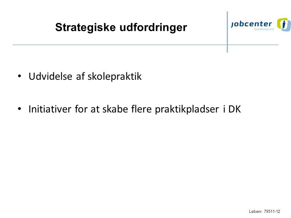 Strategiske udfordringer