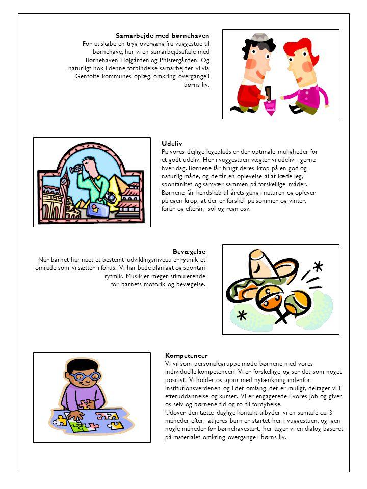 Samarbejde med børnehaven