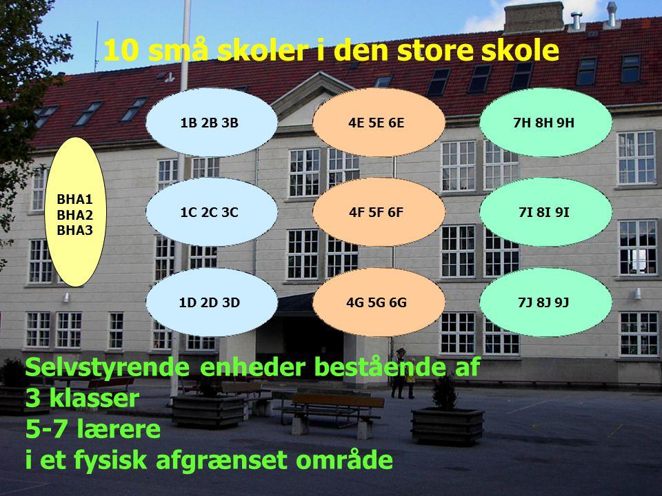 10 små skoler i den store skole