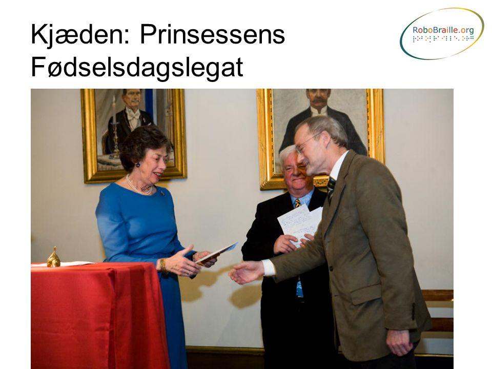 Kjæden: Prinsessens Fødselsdagslegat