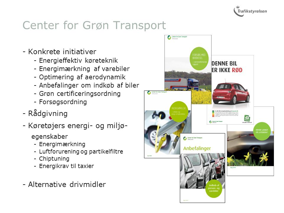 Center for Grøn Transport