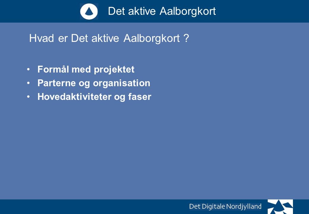 Hvad er Det aktive Aalborgkort