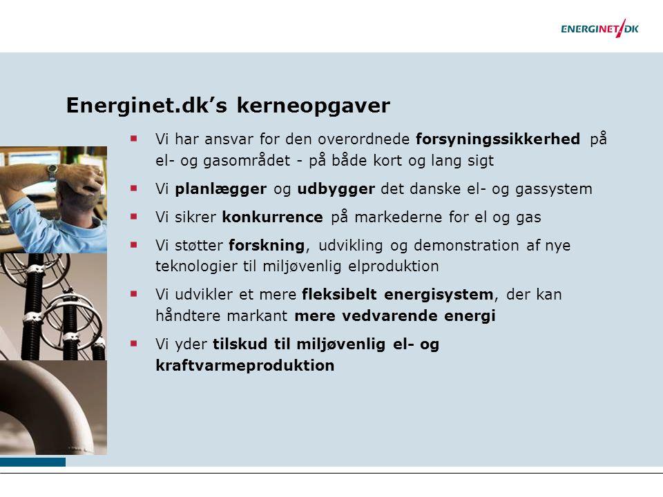 Energinet.dk's kerneopgaver