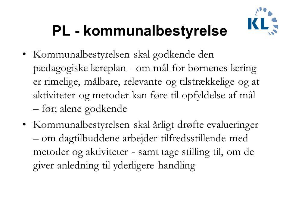 PL - kommunalbestyrelse