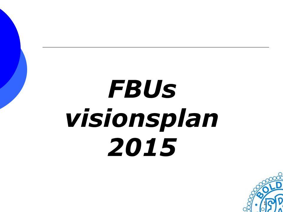 FBUs visionsplan 2015