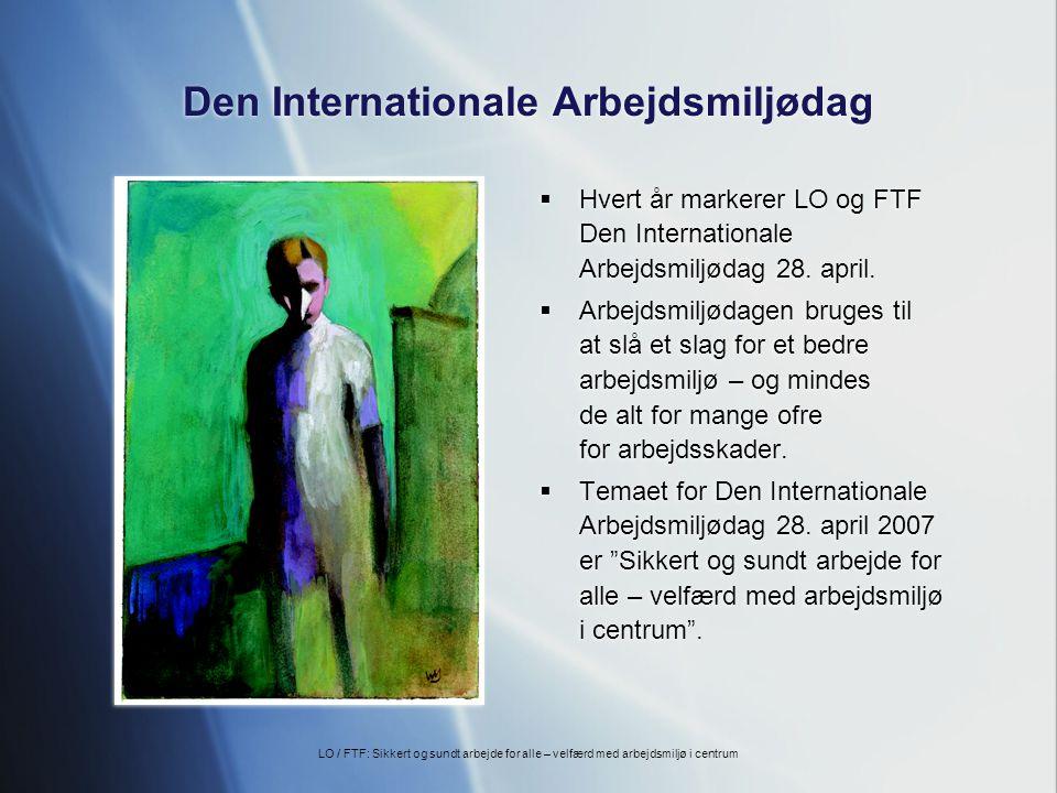 Den Internationale Arbejdsmiljødag