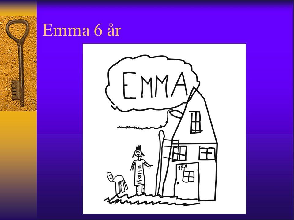 Emma 6 år