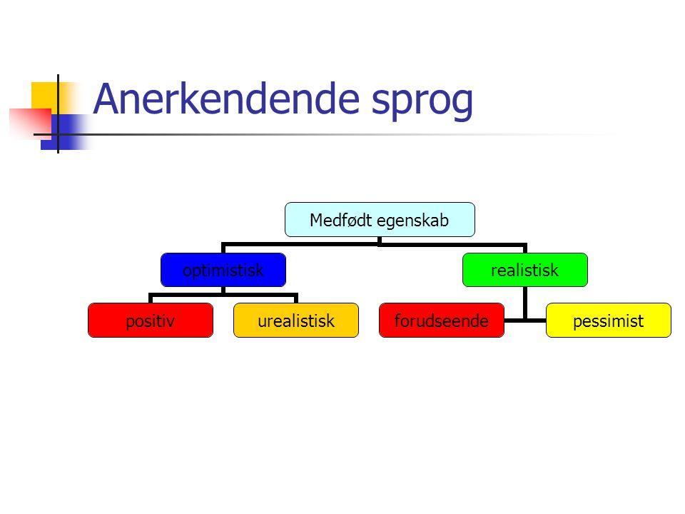 Anerkendende sprog Billede 19