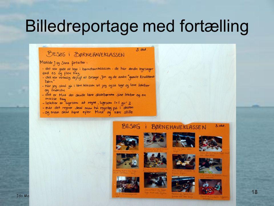 Billedreportage med fortælling