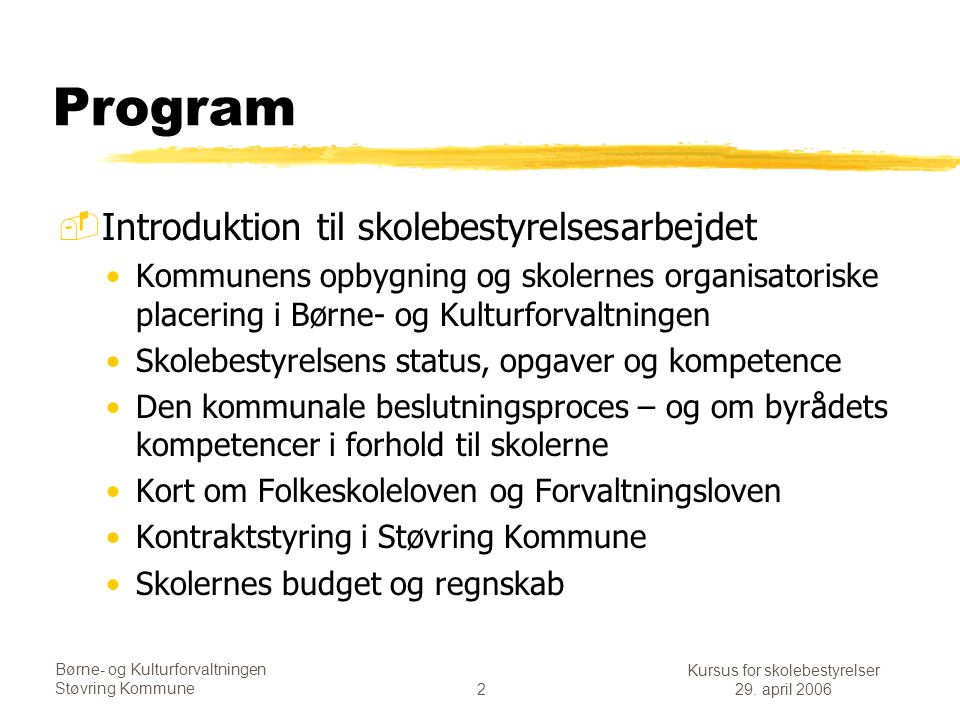 Kursus for skolebestyrelser - ppt video online download