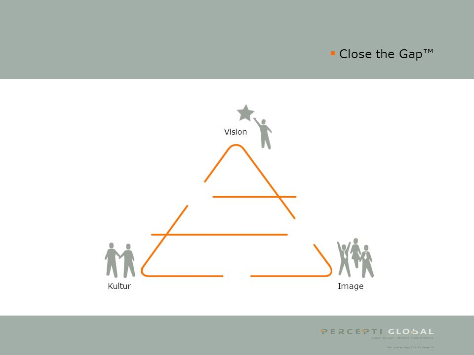 Close the Gap™ Vision Kultur Image