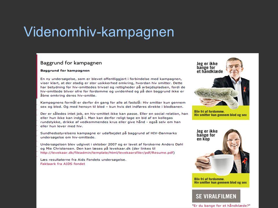Videnomhiv-kampagnen