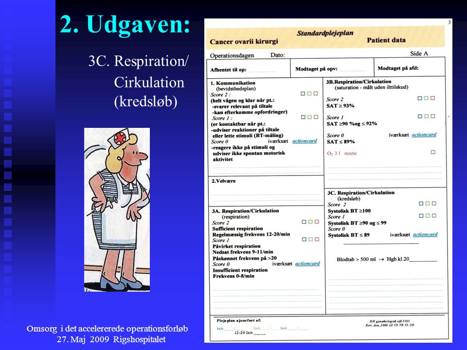 2. Udgaven: 3C. Respiration/ Cirkulation (kredsløb)