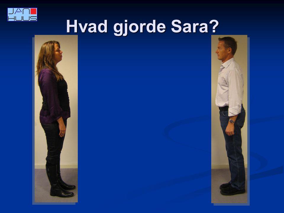 Hvad gjorde Sara