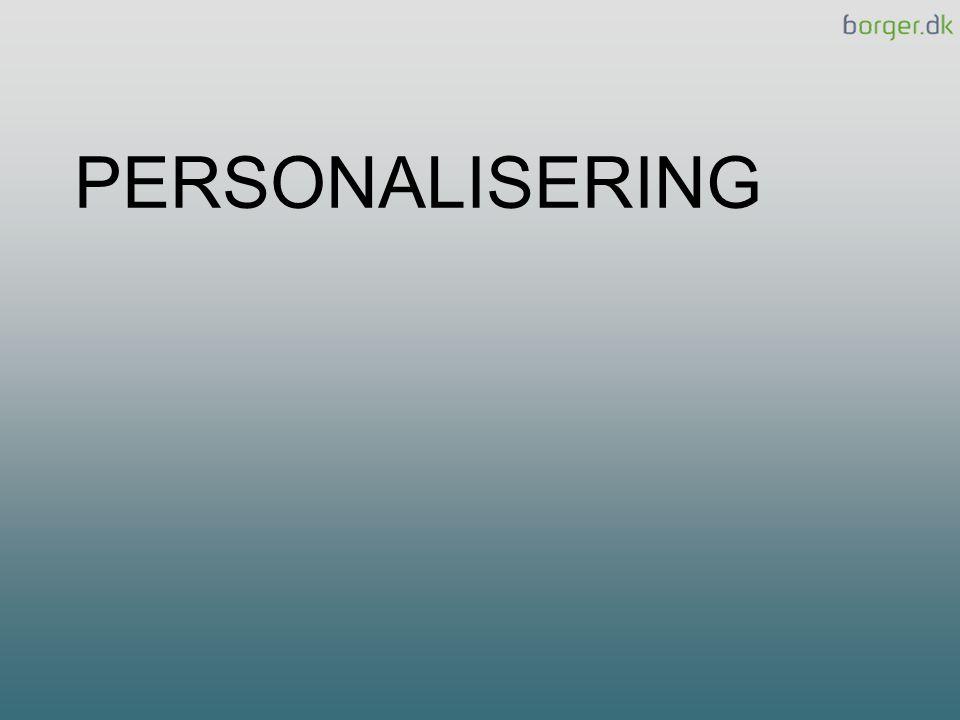 PERSONALISERING MORTEN