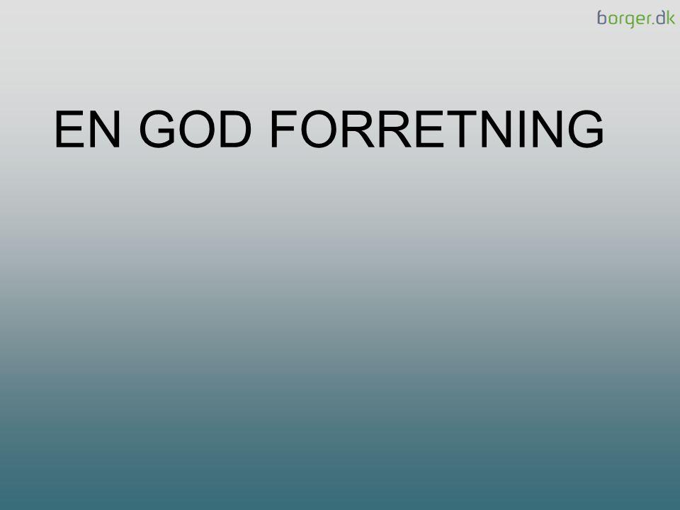 EN GOD FORRETNING RASMUS