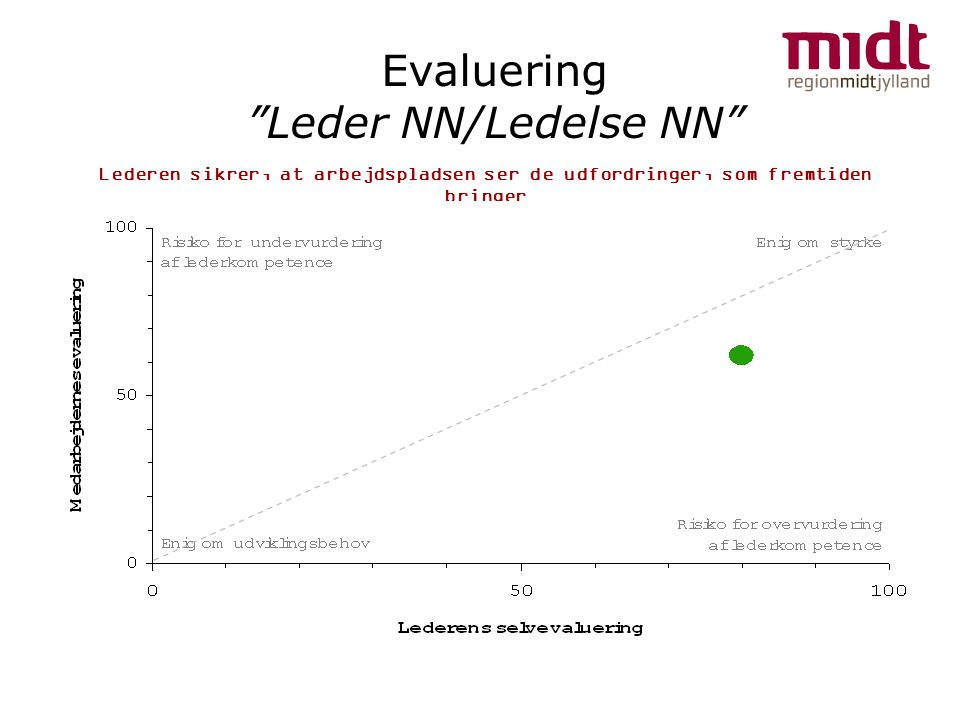 Evaluering Leder NN/Ledelse NN