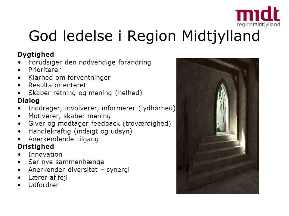 God ledelse i Region Midtjylland