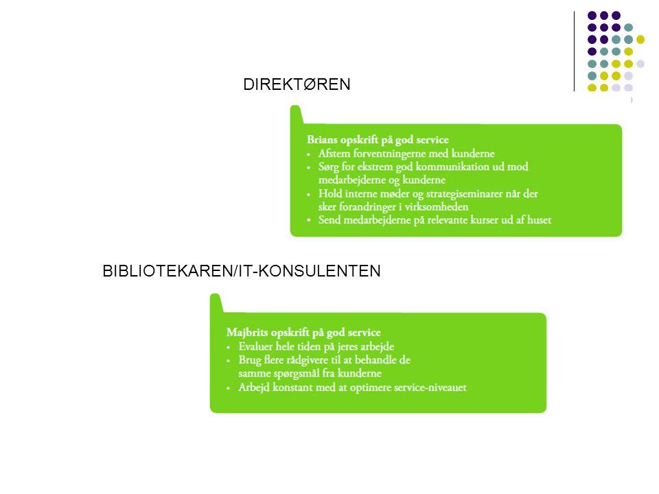 BIBLIOTEKAREN/IT-KONSULENTEN