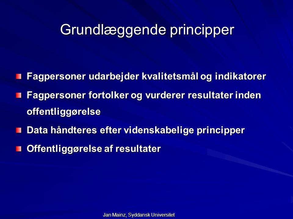 Grundlæggende principper