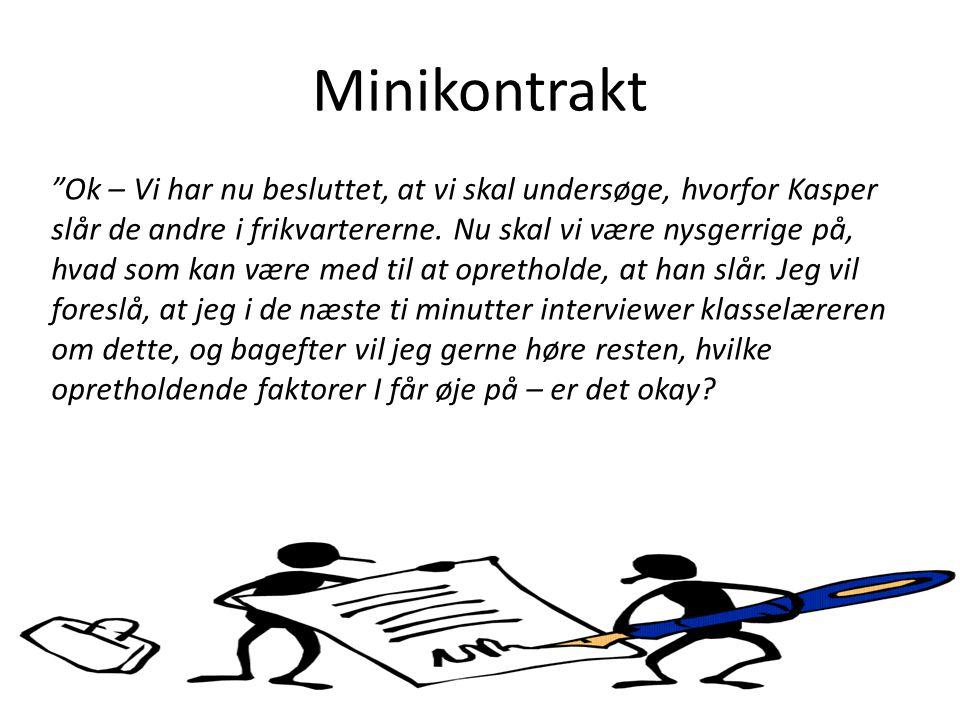 Minikontrakt