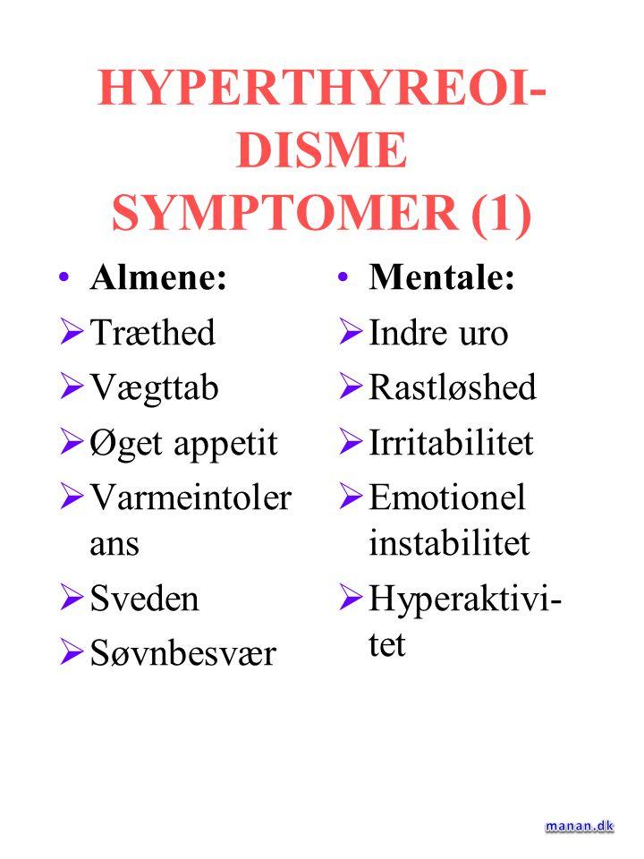 HYPERTHYREOI-DISME SYMPTOMER (1)