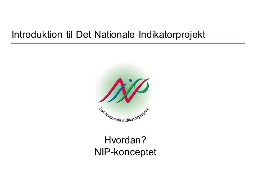 Hvordan NIP-konceptet