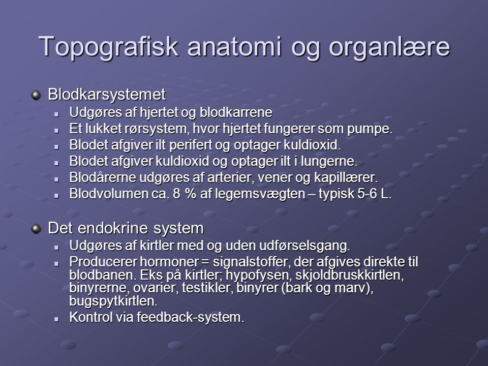 neurologi og organl re ppt video online download. Black Bedroom Furniture Sets. Home Design Ideas