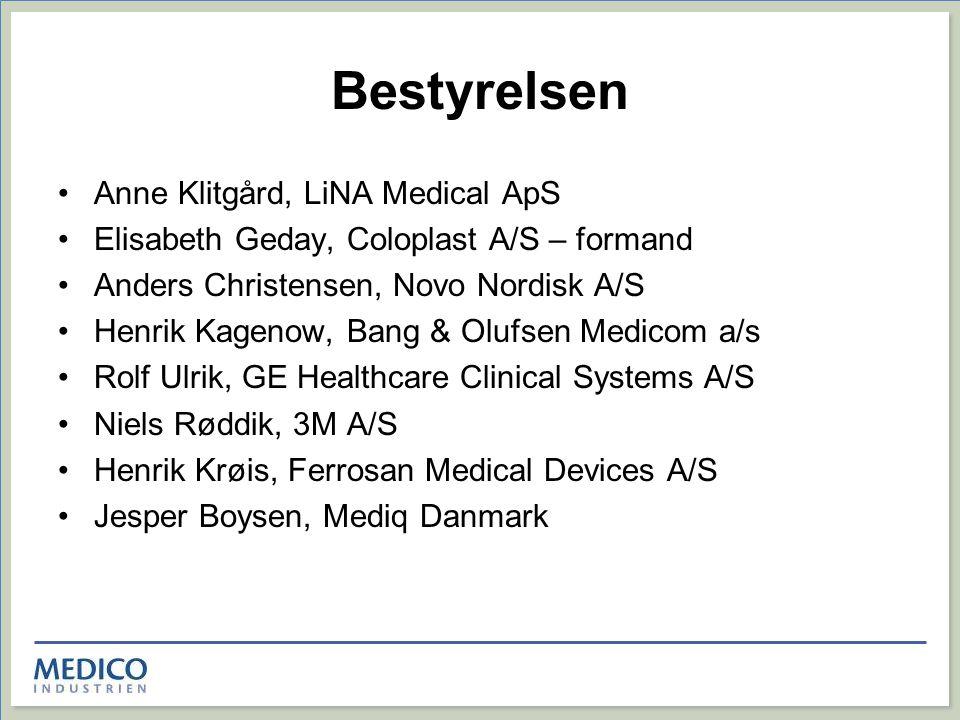 Bestyrelsen Anne Klitgård, LiNA Medical ApS