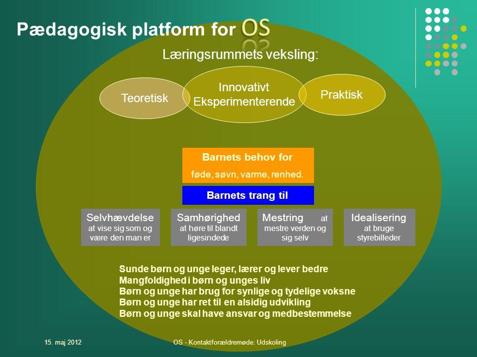 Pædagogisk platform for OS