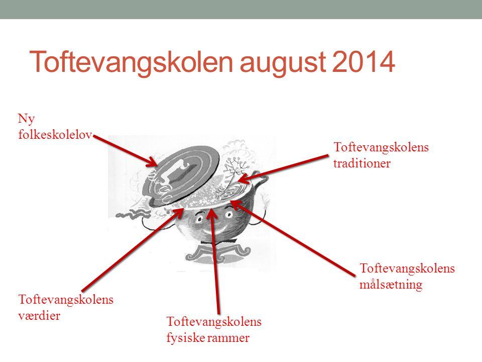Toftevangskolen august 2014